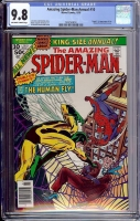 Amazing Spider-Man Annual #10 CGC 9.8 ow/w