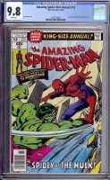Amazing Spider-Man Annual #12 CGC 9.8 w
