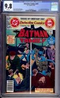 Detective Comics #483 CGC 9.8 w