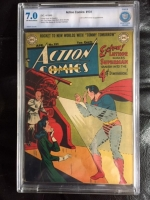 Action Comics #131 CBCS 7.0 ow/w