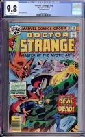 Doctor Strange #16 CGC 9.8 w