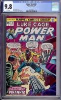 Power Man #30 CGC 9.8 w