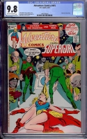 Adventure Comics #415 CGC 9.8 ow/w