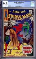 Amazing Spider-Man #54 CGC 9.8 w