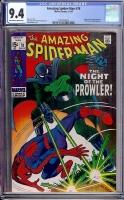 Amazing Spider-Man #78 CGC 9.4 ow/w