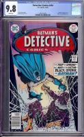 Detective Comics #464 CGC 9.8 w