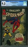 Amazing Spider-Man #46 CGC 9.2 cr/ow