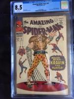 Amazing Spider-Man #47 CGC 8.5 w