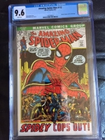 Amazing Spider-Man #112 CGC 9.6 w