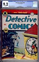 Detective Comics #66 CGC 9.2 w