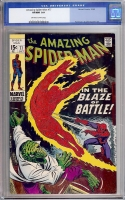 Amazing Spider-Man #77 CGC 9.0 ow/w