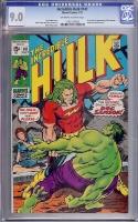 Incredible Hulk #141 CGC 9.0 ow/w