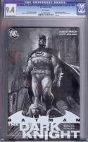 Batman The Dark Knight/Batman Incorporated Preview #1 CGC 9.4 w