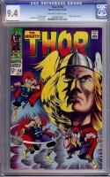 Thor #158 CGC 9.4 ow/w