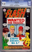 Flash #156 CGC 9.0 w