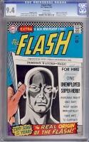 Flash #167 CGC 9.4 w