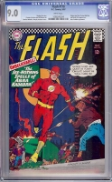 Flash #170 CGC 9.0 w