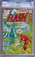 Flash #176 CGC 9.4 w