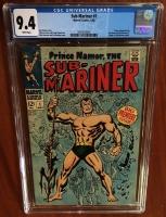 Sub-Mariner #1 CGC 9.4 w