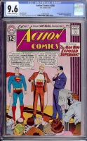Action Comics #288 CGC 9.6 ow/w