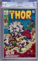 Thor #173 CGC 9.8 ow/w