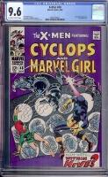 X-Men #48 CGC 9.6 ow/w