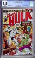 Incredible Hulk #162 CGC 9.8 w