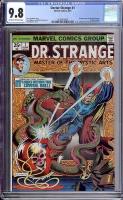 Doctor Strange #1 CGC 9.8 ow/w