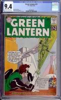 Green Lantern #12 CGC 9.4 ow/w