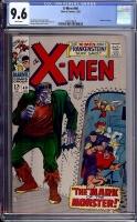 X-Men #40 CGC 9.6 w