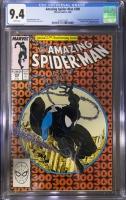 Amazing Spider-Man #300 CGC 9.4 w