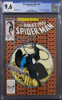 Amazing Spider-Man #300 CGC 9.6 w