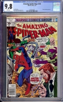 Amazing Spider-Man #170 CGC 9.8 w