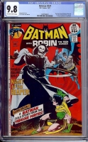 Batman #237 CGC 9.8 ow/w