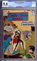 Detective Comics #286 CGC 9.0 ow/w