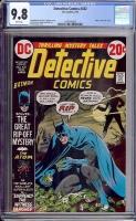 Detective Comics #432 CGC 9.8 w