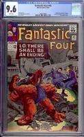 Fantastic Four #43 CGC 9.6 w