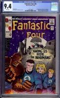Fantastic Four #45 CGC 9.4 w
