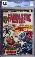 Fantastic Four #138 CGC 9.8 w
