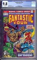Fantastic Four #143 CGC 9.8 w