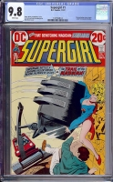 Supergirl #1 CGC 9.8 w