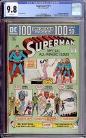 Superman #272 CGC 9.8 w