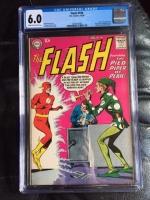 Flash #106 CGC 6.0 cr/ow