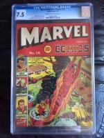 Marvel Mystery Comics #16 CGC 7.5 cr/ow