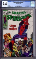 Amazing Spider-Man #68 CGC 9.6 ow