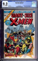 Giant-Size X-Men #1 CGC 9.2 ow/w
