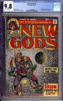 New Gods #1 CGC 9.8 w