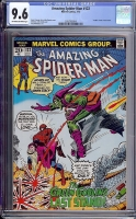 Amazing Spider-Man #122 CGC 9.6 ow/w