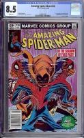 Amazing Spider-Man #238 CGC 8.5 w