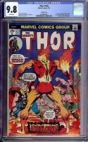 Thor #225 CGC 9.8 w Suscha News